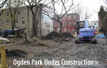 Ogden Park Before